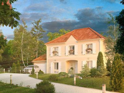 Maison neuve, 153 m²