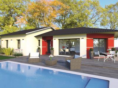 Maison neuve, 121 m² - Mérignac (33700)