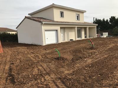 Maison neuve de 90 m²