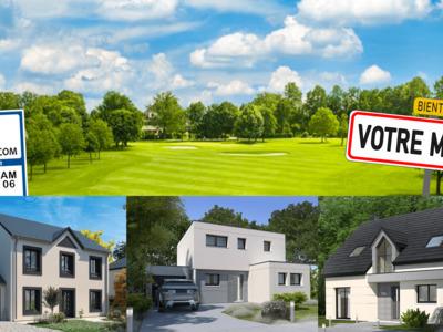 Terrain à bâtir, 557 m² - Saulx-les-Chartreux (91160)