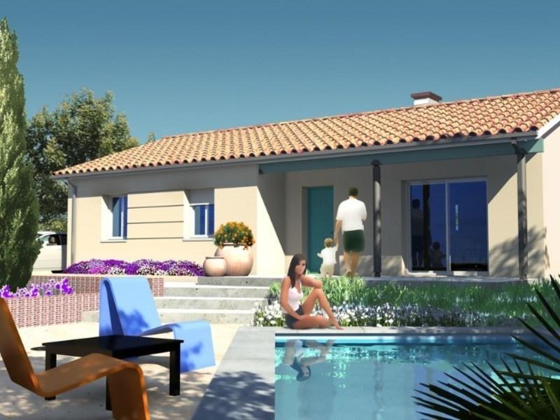 Maisons bruno petit ghpa aureilhan maisons de 4 pi ces for Constructeur maison contemporaine tarbes
