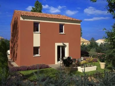 Maison neuve, 83 m² - Saint-Cyr-en-Talmondais (85540)