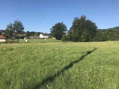 Terrain à bâtir, 600 m²