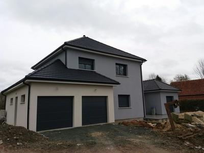 Maison neuve, 95 m² - Le Grand-Quevilly (76120)