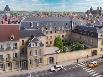 COURTILLE SAINTE-MARTHE - Dijon (21000)
