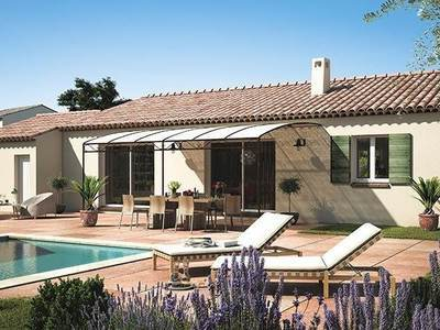 Maison neuve, 100 m² - Saint-Gilles (30800)