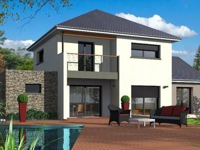 Maison neuve, 123 m²