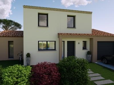 Maison neuve, 128 m² - Port-des-Barques (17730)