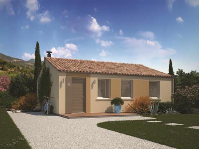 Maison neuve, 70 m²