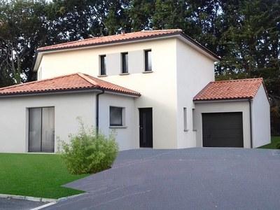 Maison neuve, 117 m² - Lairoux (85400)