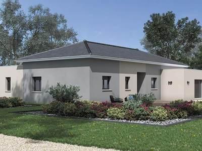 Maison neuve, 120 m² - Lyon 3ème (69003)