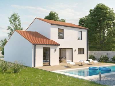 Maison neuve, 100 m² - Les Sorinières (44840)