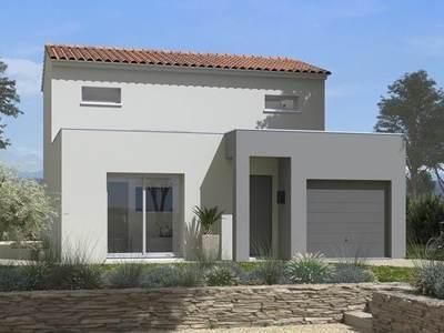 Maison neuve, 92 m² - Carcassonne (11000)