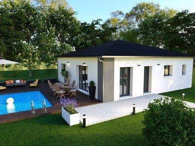 Maison neuve, 94 m² - Prigonrieux (24130)