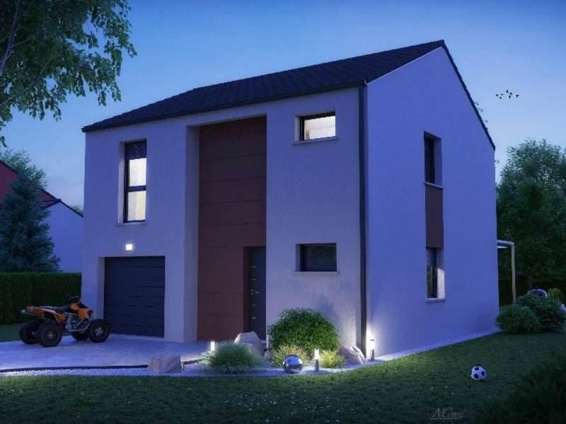Maisons horizon retonfey maisons de 6 pi ces 239000 for Modele maison horizon