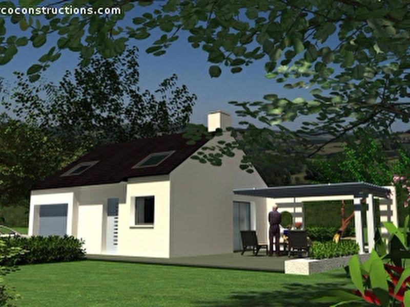 maisons et terrains perco constructions et travaux brest maisons 174195 superimmoneuf. Black Bedroom Furniture Sets. Home Design Ideas