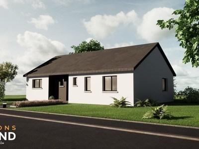 Maison neuve, 90 m² - Foussemagne (90150)