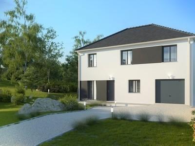 Maison neuve, 108 m² - Dreux (28100)