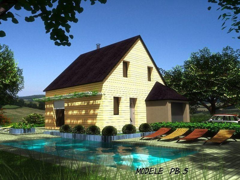 Maison neuve, 76,21 m²