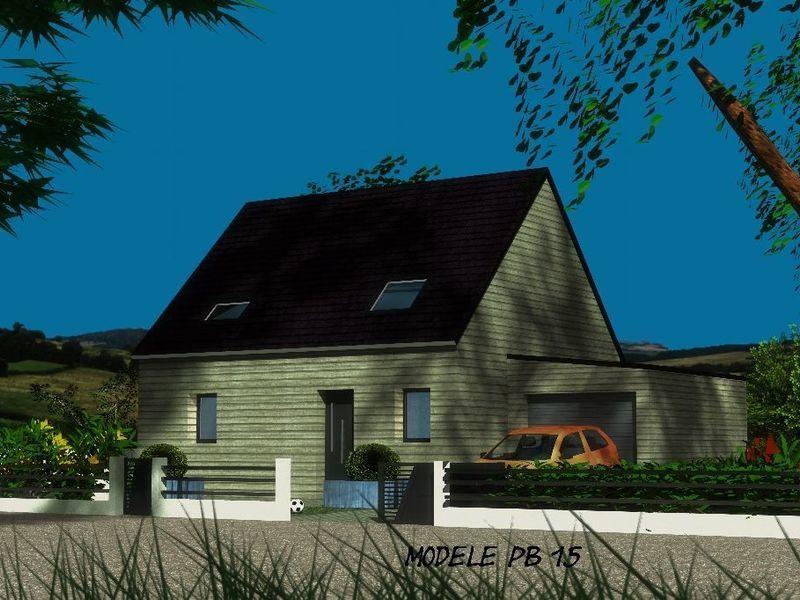 Maison neuve, 93,88 m²