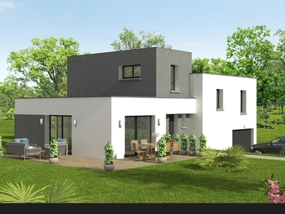 Maison neuve, 118,73 m²