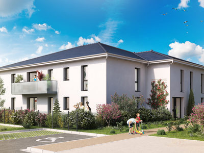 Programme appartement neuf Neuf à Fameck (57290) - SuperimmoNeuf