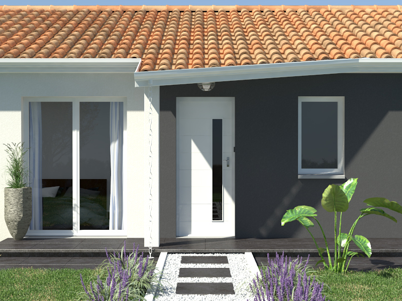 demeures de la c te d 39 argent assat maisons de 5 pi ces 173300 superimmoneuf. Black Bedroom Furniture Sets. Home Design Ideas