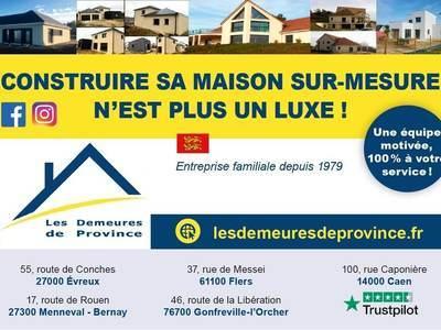 Maison neuve, 110 m² - Val-de-Reuil (27100)