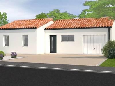 Maison neuve, 71 m²