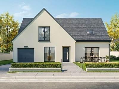 Maison neuve, 150 m² - Chaumot (89500)