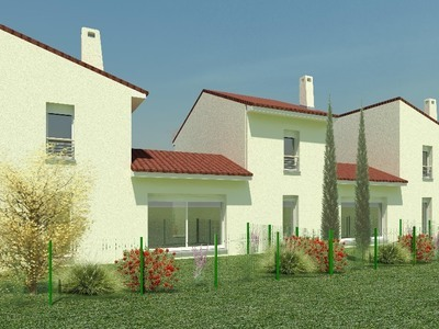 Maison neuve, 99 m² - Clapiers (34830)