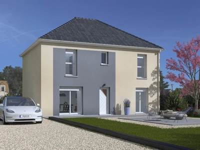Maison neuve, 124 m² - Chilly-Mazarin (91380)