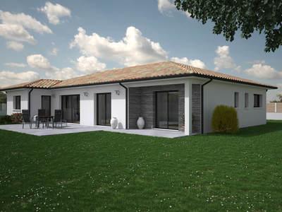 Maison neuve, 157 m²