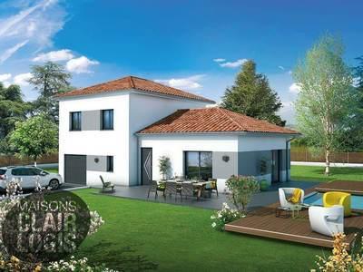 Maison neuve, 100 m² - Le Vernet (03200)