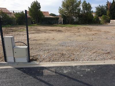 Terrain à bâtir, 410 m²