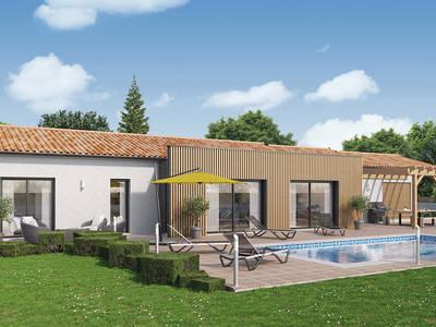Maison neuve, 149 m²
