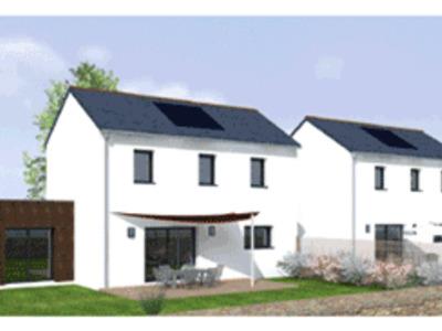Maison neuve, 87 m² - Rezé (44400)