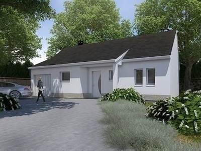 Maison neuve, 74,04 m²