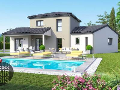 Maison neuve, 110 m² - Montluçon (03100)
