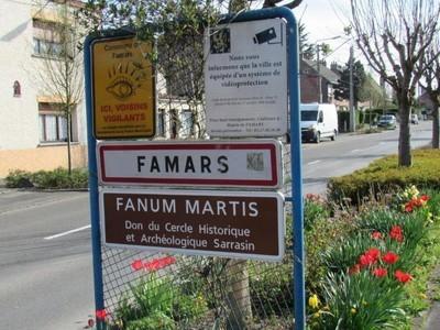 Terrain à bâtir, 630 m² - Famars (59300)