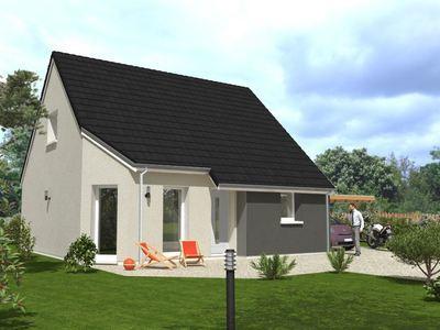 Maison neuve, 100 m² - Evreux (27000)