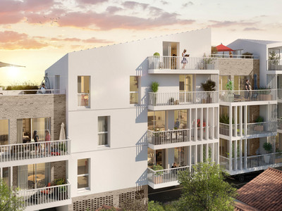 RESIDENCE BARRIERE RIVE DROITE