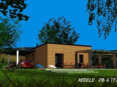 Maison neuve, 44 m²