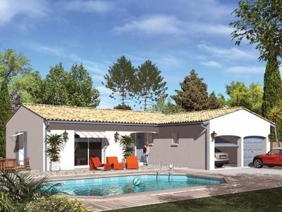 Maison neuve, 100 m² - Les Mathes (17570)