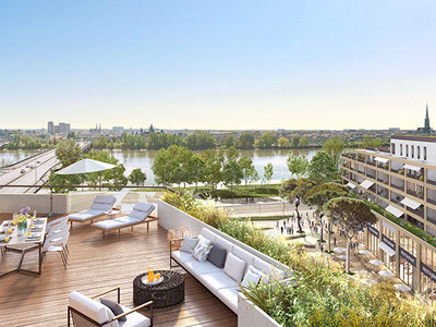 LE BELVÉDÈRE - BORDOSCENA