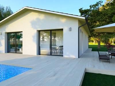 Maison neuve, 90 m² - Boisseuil (87220)
