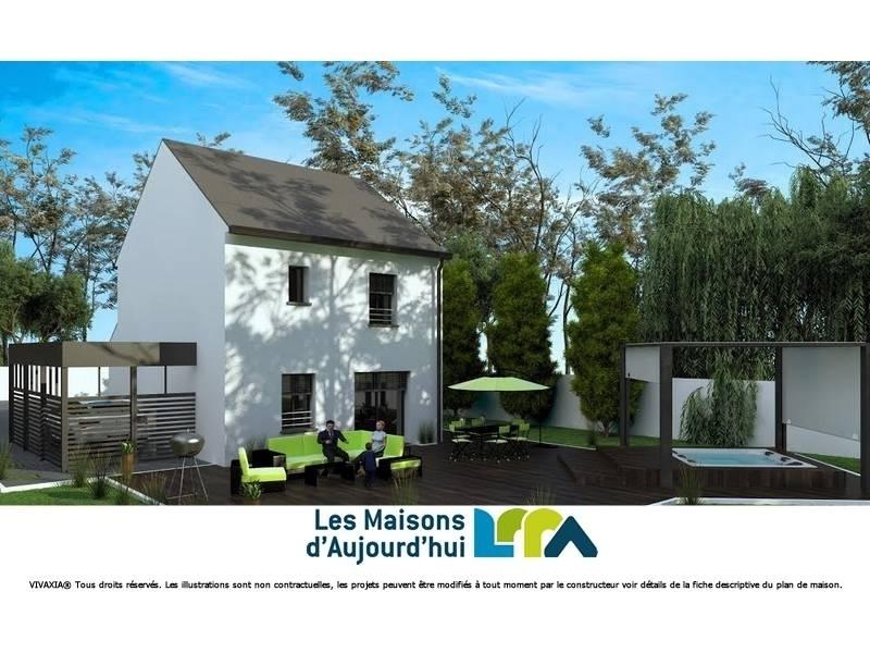 Les maisons d 39 aujourd 39 hui beynes 243650 superimmoneuf - Maison neuve bbc ...