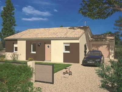 Maison neuve, 60 m² - Niort (79000)