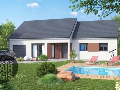 Maison neuve, 110 m² - Dompierre-sur-Besbre (03290)