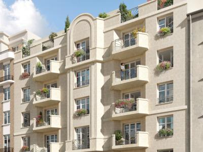 Programme appartement neuf neuilly sur seine 92200 for Ville super moderne